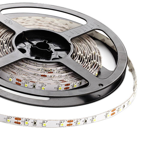 Single Row Series DC12V 3528SMD 300LEDs Flexible LED Strip Lights, Indoor Lighting, Non Waterproof, 16.4ft Per Reel By Sale